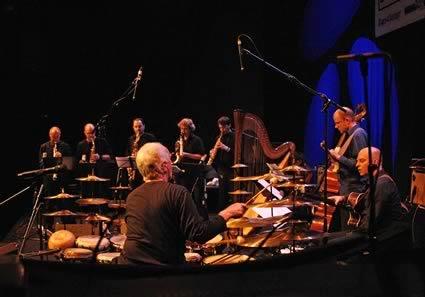 Pierre Favre Grand Ensemble