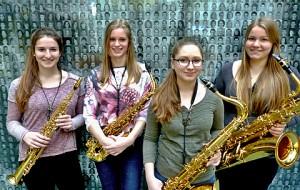 Saxophon Quartett GSS_klein